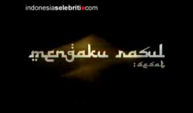 Mengaku rasul (sesat) 2008