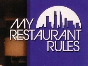 My Restaurant Rules logo
