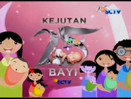 SCTV 25 Kejutan Bayi
