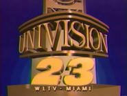 WLTV Station ID 1988-1989