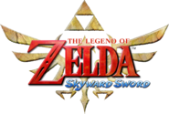 Zelda - skyward sword logo