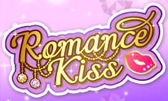Aikatsu Stars Romance Kiss logo