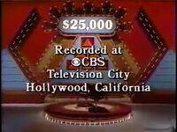 CBS Television City 1984-Pyramid