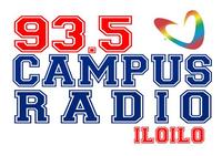 Campus Radio 93.5 Iloilo Logo 2005