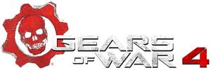 Gears of war 4logo