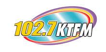 KTFM San Antonio 1999 Oval logo