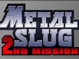 Metal Slug 2nd Mission