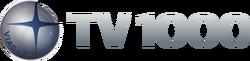 TV1000 logo 2009
