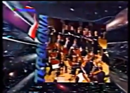 TVP Polonia 1993-1995 annoucements' ident