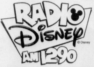 WDLP - Radio Disney - 1999 -August 22, 1999-