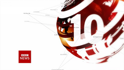 BBC News at Ten 2019