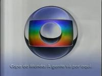 Globo Copa do Mundo A gente vê por aqui logo 2008