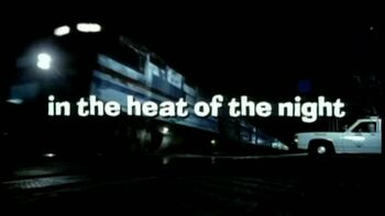 In the Heat of the Night TV logo