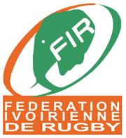 Ivory coast rugby 2008 logo