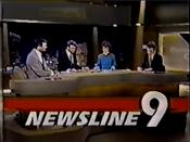 KWTV Newsline 9 intro 1989