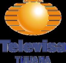 Logotipo TelevisaTijuana