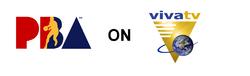 PBA on VIVA TV logo