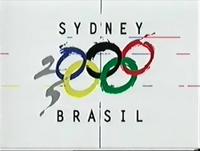 Sydney 2000 500 Brasil na Globo