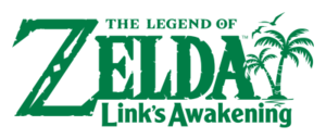 The Legend of Zelda Link's Awakening (2019 video game) logo
