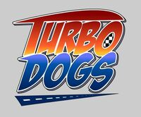 Turbo Dogs Title Card