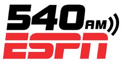 WAUK ESPN 540