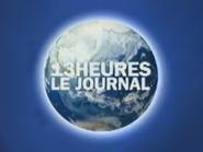 13 heures France 2 logo 1999