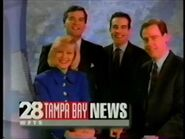 28 Tampa Bay News at 6, December 12, 1994 (part one)
