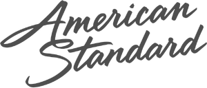 American standard logo detail
