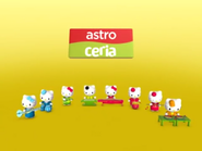 Astro Ceria Hello Kitty promo