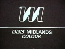 BBC 1 Midlands 1971
