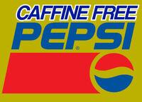 CaffineFreePepsi1991Logo