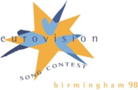 ESC 1998 logo