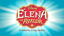 Elena of Avalor Created by Craig Gerber
