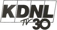 KDNL logo 1989