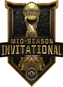 LoL MSI 2019 logo
