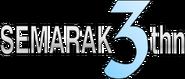 Logo Semarak 3 Tahun Indosiar