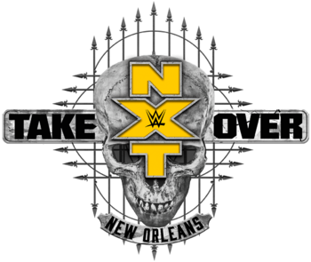 NXT Takeover NewOrleans logo--e419c2f8b04ace43af0c6c6dd1941943