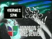 Oye Como Va! Univision 50