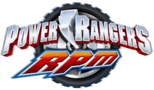 Power Rangers RPM Logo