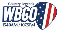 WBCO 1540 AM 107.5 FM