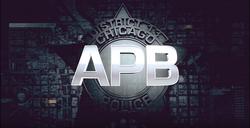 APB title card