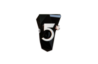 Canal 5 logo 2013 v2