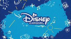 Disney Channel 2017 Ident Graffiti