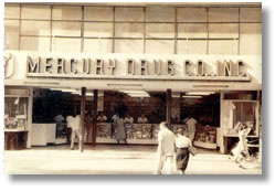 Early mercury drug