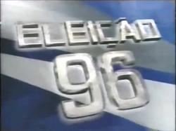 Eleicao96band logo