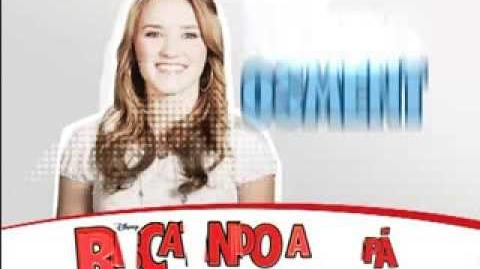 Emily Osment - Cortinilla Disney Channel (Rescatando a Papá)-2