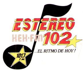 Estereo-102-xex-fm-cd-1990-elenco-emi-con-cortinillas-mdn MLM-F-4077736757 042013