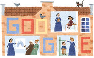 Google Elizabeth Garrett Anderson's 180th Birthday