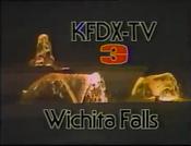 KFDX 1980s ID