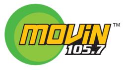 KMVN Movin 105.7